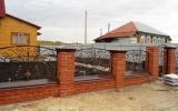 фото: забор кованый 14