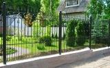 фото: забор кованый 8