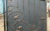 фото: кованые калитки 1