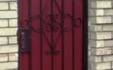 фото: кованые калитки 12