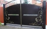 фото: кованые ворота 10