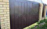фото: кованые ворота 12