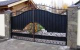 фото: кованые ворота 16