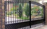 фото: кованые ворота 27