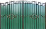 фото: кованые ворота 28