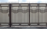 фото: кованые ворота 29