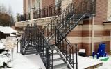2 - Металлические лестницы